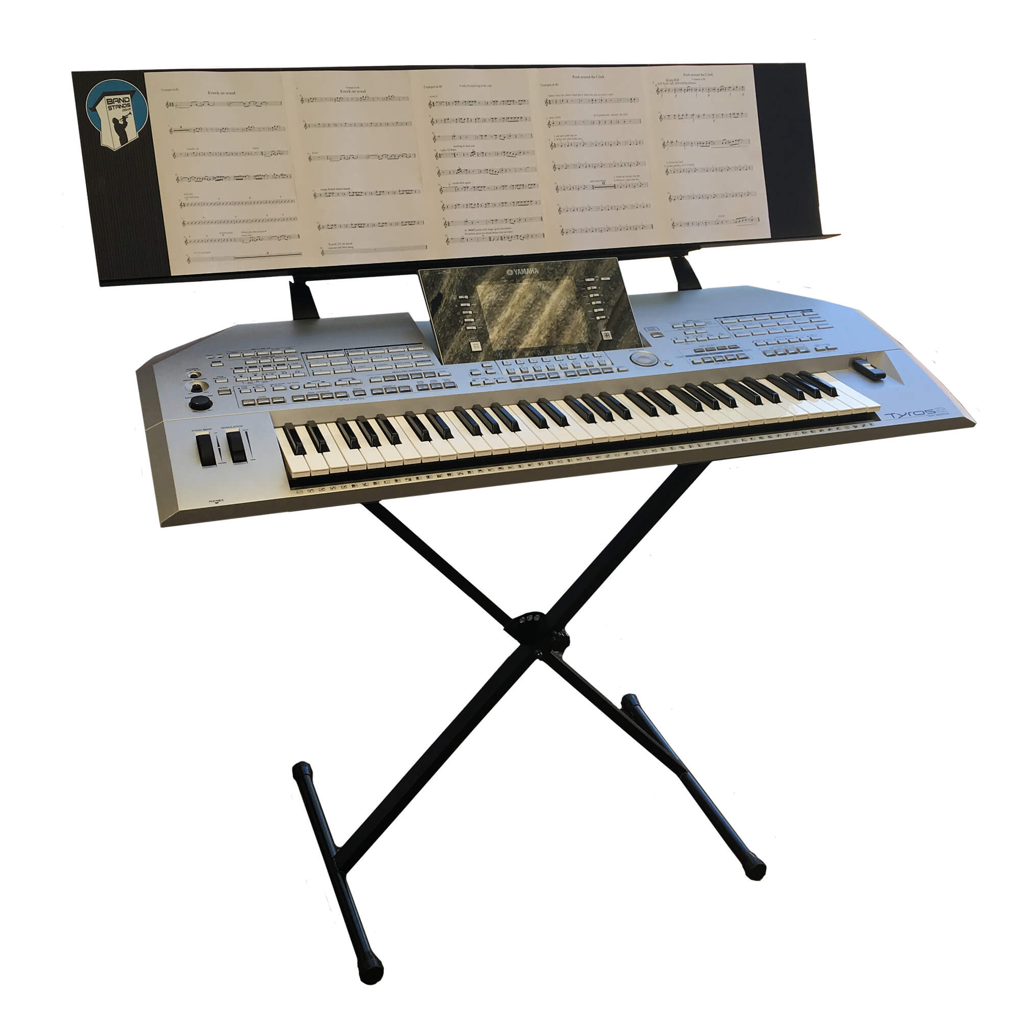 ez music stand extender bandstands. Black Bedroom Furniture Sets. Home Design Ideas